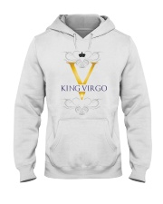 King Virgo color  Hooded Sweatshirt thumbnail