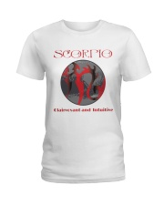 What a Scorpio is Ladies T-Shirt thumbnail