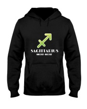 Sagittarius  Hooded Sweatshirt thumbnail