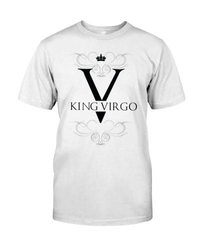 King Virgo black Design