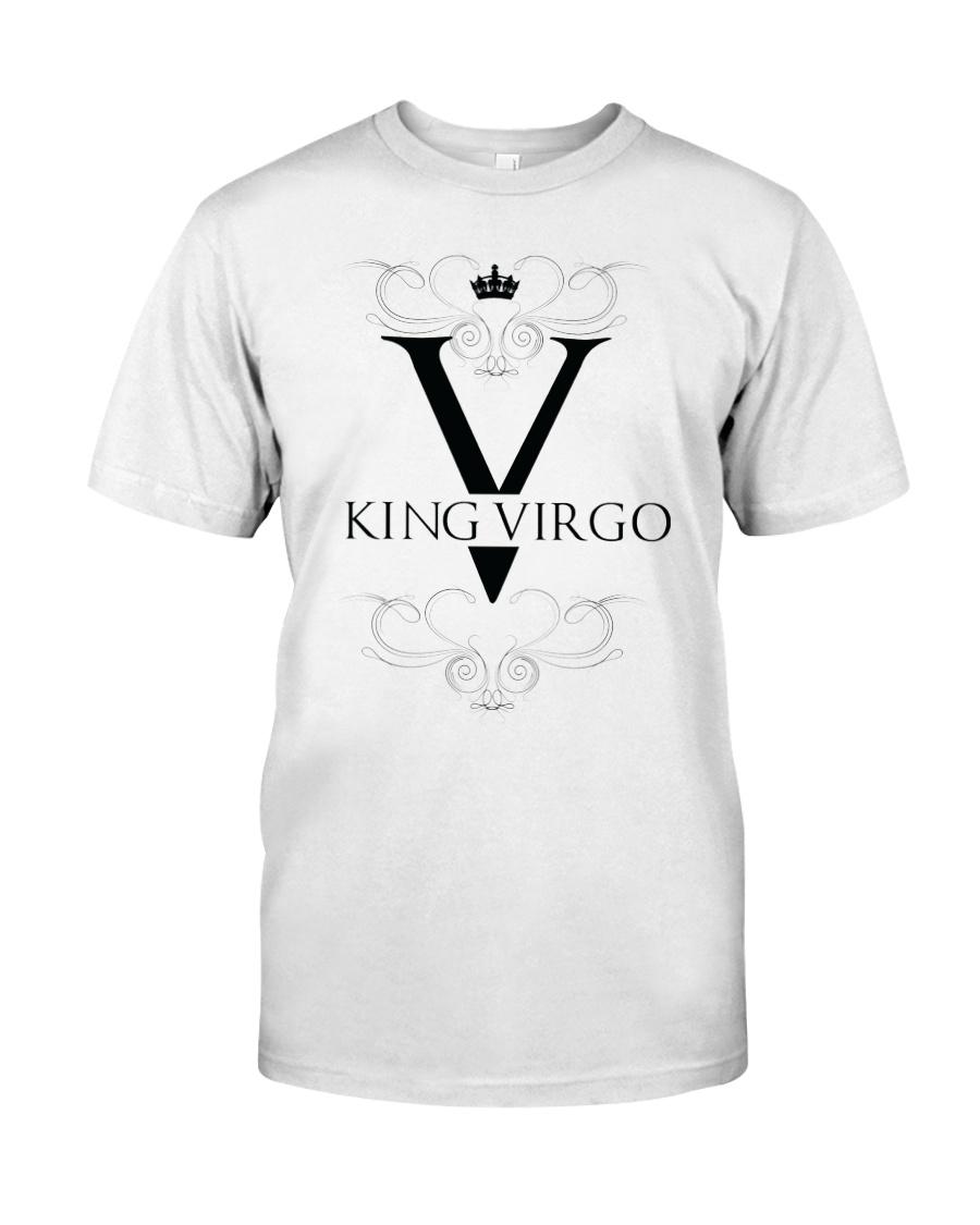 King Virgo black Design  Classic T-Shirt