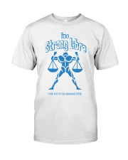 Strong Leo  Classic T-Shirt front