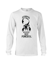 Scorpio Trates  Long Sleeve Tee thumbnail