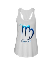 simply virgo  Ladies Flowy Tank thumbnail