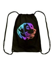 Best Gift For Labrador Retriever Lovers Drawstring Bag thumbnail
