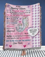 Limited Edition 50x60 - Woven Blanket aos-woven-throw-blanket-50x60-lifestyle-front-10
