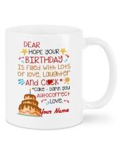 Limited Edition Mug front