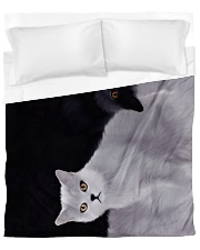 Cat Duvet Cover - Queen thumbnail