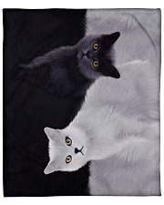 "Cat Fleece Blanket - 50"" x 60"" thumbnail"