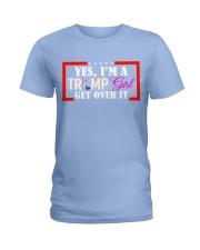 Get Over It Ladies T-Shirt tile