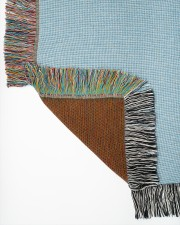 Limited Edition 50x60 - Woven Blanket aos-woven-throw-blanket-close-up-01