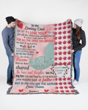 Limited Edition 60x80 - Woven Blanket aos-woven-throw-blanket-60x80-lifestyle-front-02