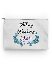 Limited Edition Accessory Pouch - Standard front