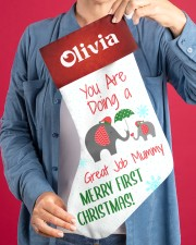 You Are Doing A Great Job Mummy  Christmas Stocking aos-christmas-stocking-lifestyles-04