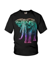 Elephant  Youth T-Shirt tile