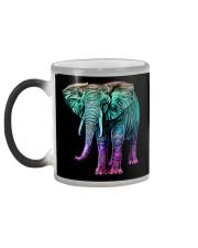 Elephant  Color Changing Mug color-changing-left