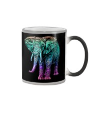 Elephant  Color Changing Mug color-changing-right