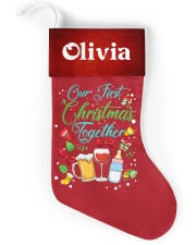 You Are Doing A Great Job Mommy  Christmas Stocking back