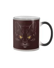 Cat Color Changing Mug tile