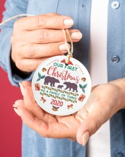 Limited edition Circle ornament - single (porcelain) aos-circle-ornament-single-porcelain-lifestyles-01