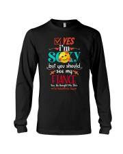 Sorry I Missed Your Call - kayaking Long Sleeve Tee thumbnail