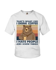 That's What I Do Youth T-Shirt tile