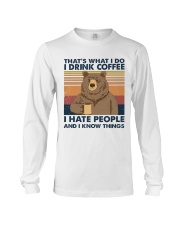 That's What I Do Long Sleeve Tee tile