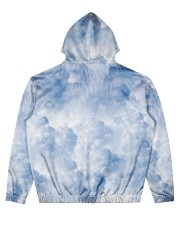 Limited Edition Men's All Over Print Hoodie back