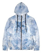 Limited Edition Men's All Over Print Full Zip Hoodie tile