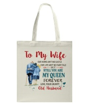 Still You Are My Queen Tote Bag tile
