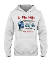 Still You Are My Queen Hooded Sweatshirt tile