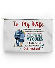 Still You Are My Queen Accessory Pouch tile