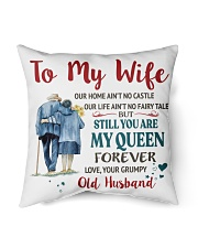 Still You Are My Queen Indoor Pillow tile