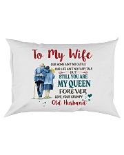 Still You Are My Queen Rectangular Pillowcase tile