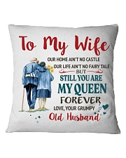 Still You Are My Queen Square Pillowcase tile