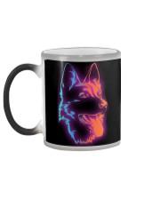 Best Gift For German Shepard Lovers Color Changing Mug color-changing-left