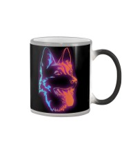 Best Gift For German Shepard Lovers Color Changing Mug color-changing-right