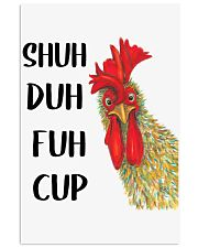 Shuh Duh Fuh Cup 11x17 Poster front