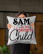 """Limited Edition Indoor Pillow - 16"""" x 16"""" aos-decorative-pillow-lifestyle-front-03"""