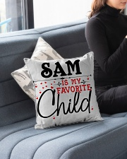 """Limited Edition Indoor Pillow - 16"""" x 16"""" aos-decorative-pillow-lifestyle-front-05"""