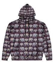 Limited Edition Men's All Over Print Hoodie front