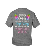 If I Listen Closely  Youth T-Shirt tile