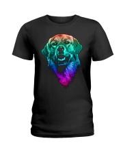 Best Gift For Golden Retriever Lovers Ladies T-Shirt thumbnail