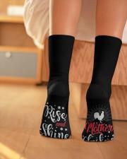 Limited Edition Crew Length Socks aos-accessory-crew-length-socks-lifestyle-back-01
