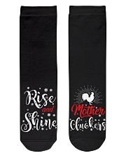 Limited Edition Crew Length Socks front