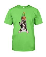 Dog-cat-mouse-bird Classic T-Shirt front