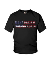 Make racism wrong again Youth T-Shirt thumbnail