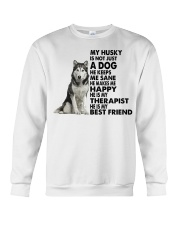My husky Crewneck Sweatshirt tile