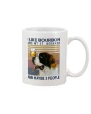Bourbon and Saint Bernard Mug thumbnail