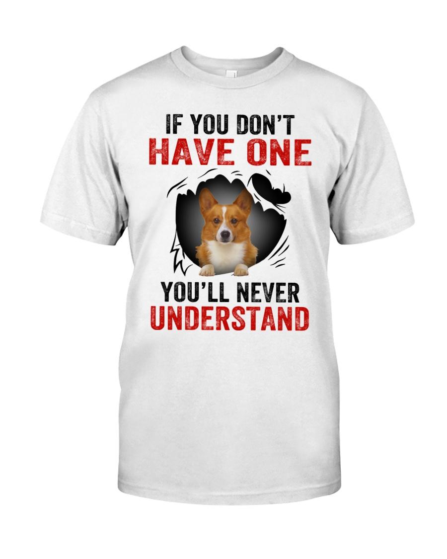 CORGI in Mine Classic T-Shirt